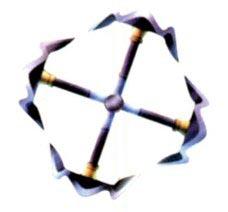 FF7 Crystal cross