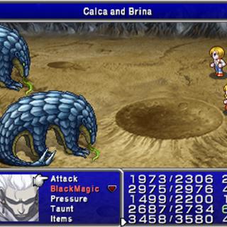 A battle scene.