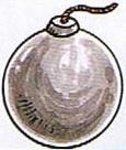 FFMQ Bomb Artwork