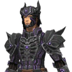 Abyss Cuirass set<br />(DRK)