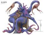 Kraken FFIX Art