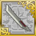 FFAB Fusion Sword 2nd SR