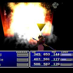 Bomb Blast in <i><a href=