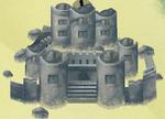 Damcyan castle ios render
