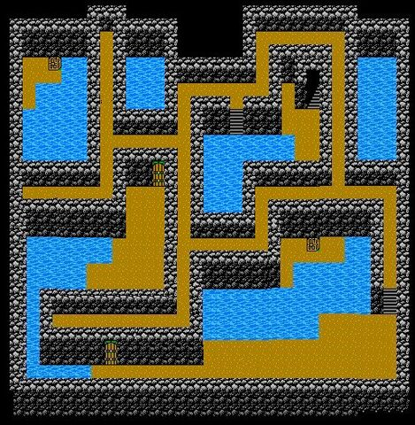 File:FF II NES - Mysidian Cave Third Floor.jpg