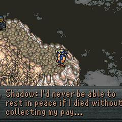 Shadow's return (GBA).