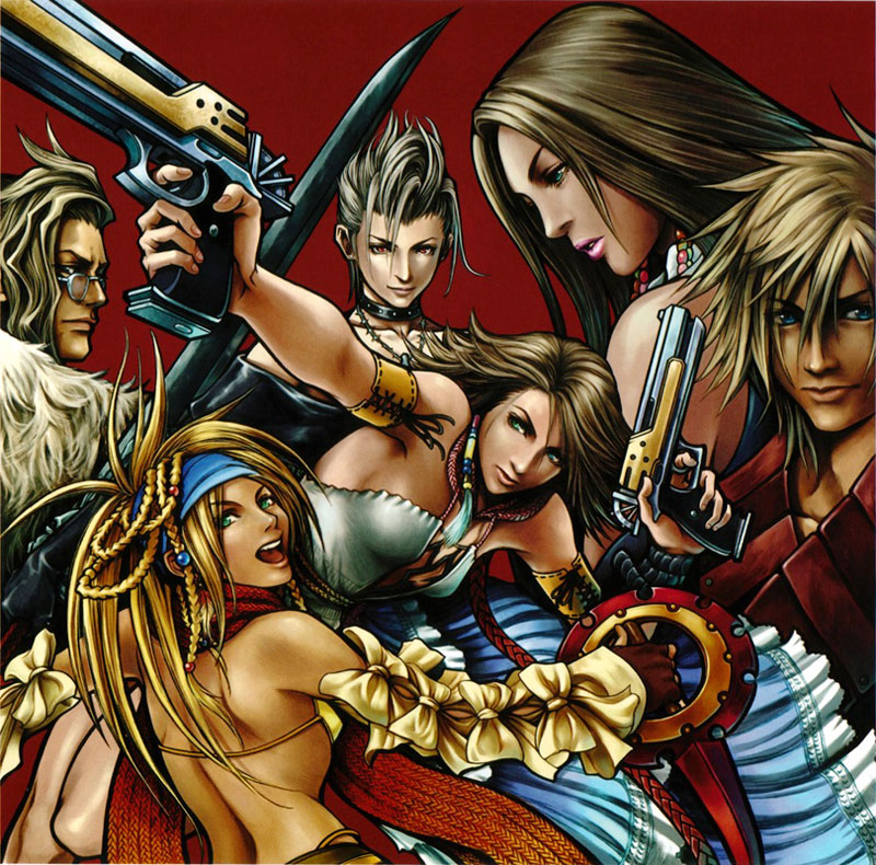 Final Fantasy X-2: Original Soundtrack | Final Fantasy Wiki | FANDOM powered by Wikia