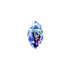 Terra's Memory Crystal.