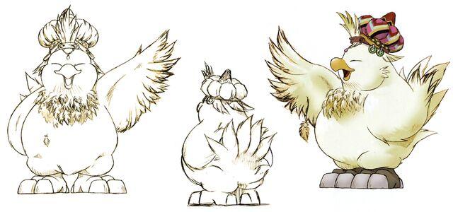 File:Fat Chocobo FFIX Artwork.jpg