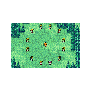 The Circle of Sages (GBA).