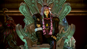 FFXIII-2 Caius on Etro's Throne