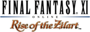 FFXI Rise of the Zilart Logo