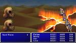 FFII PSP Earthquake X