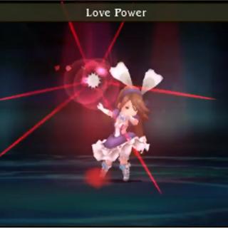 Love Power.
