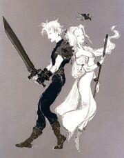 Amano Cloud & Aerith II
