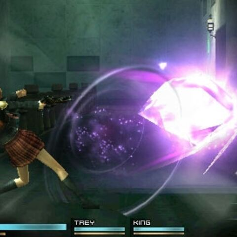 Charged Shot (PSP).