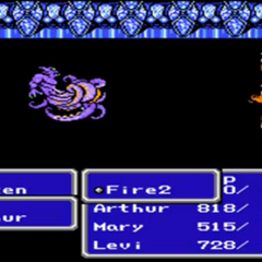 Fire 2 (NES).