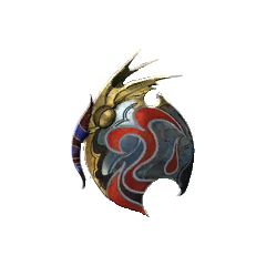 Firion's and Bartz's Mythril Shield in <i><a href=