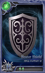 FF11 Heater Shield R Artniks