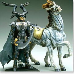<i>Final Fantasy VIII</i> action figure.