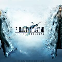 Cloud and Sephiroth<br /><a  class=