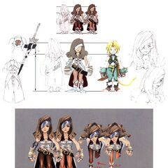 Concept art of Beatrix by <a href=