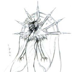 Sorceress Edea.