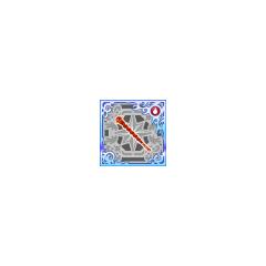 Flame Rod in <i>Final Fantasy Airborne Brigade</i> (SSR+) [FFVI].