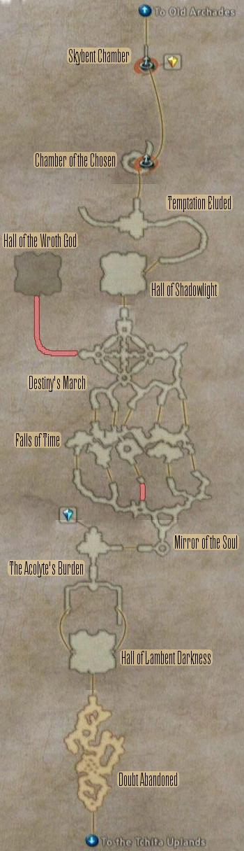 FF12 Map - Sochen Cave Palace