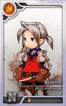 FF3 Warrior Artniks