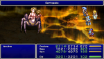 FF4PSP TAY Enemy Ability Earthquake