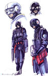 TSW Riot Police