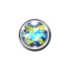 Icon for Lightning Ice Break (氷雷破).