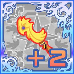 Chicken Knife +2 in <i>Final Fantasy Airborne Brigade</i> (SSR).