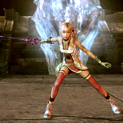 Serah in The Void Beyond.