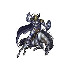 Odin's preparing to use Zantetsuken.