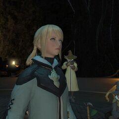Sylphie in Conjurer Guild.