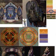 Baaj Temple details.