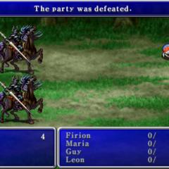 <i>Final Fantasy II</i> (PSP).