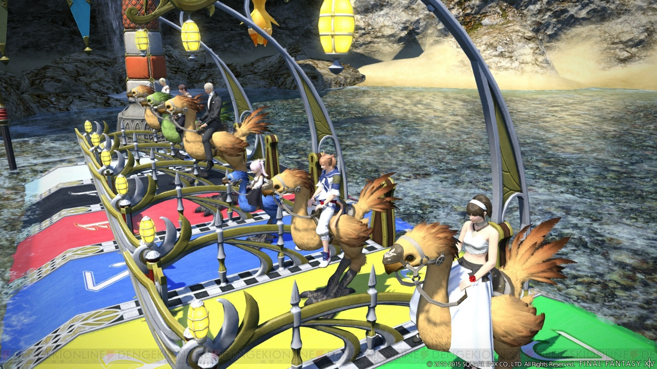 chocobo racing final fantasy xiv final fantasy wiki