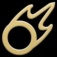 FFXIV Black Mage Icon
