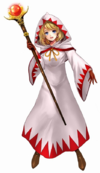 The Knights of Avalon - White Mage