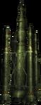 Crisis Core - Rocket Model
