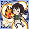 FFAB Fire Veil - Yuffie Legend SSR