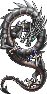FF4PSP Silver Dragon