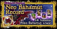 FFRK Neo Bahamut Record Nightmare