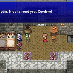 A flashback of the cast meeting the newly born Ceodore.