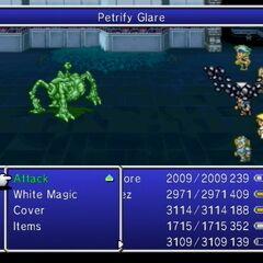 Petrify Glare (Wii).