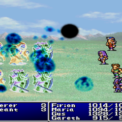 Flare1 cast on the enemy party in <i><a href=