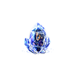Angeal's Memory Crystal II.
